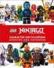 Go to record LEGO® Ninjago™ Masters of Spinjitzu character encyclopedia